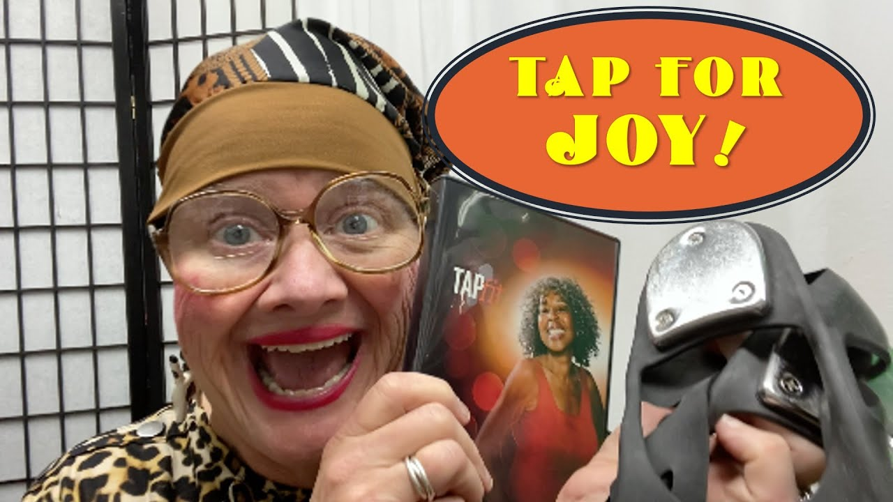 TAP FOR JOY! 5 Minute Friday