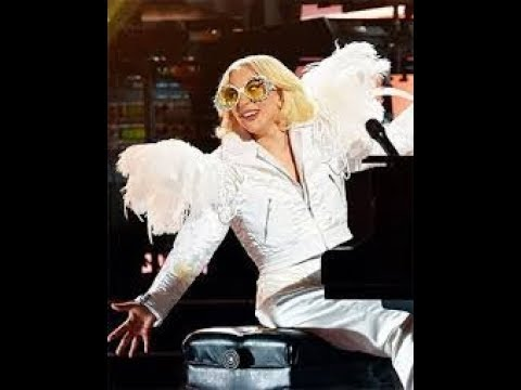 Lady Gaga Sings 'Your Song' to Elton John in Moving Tribute