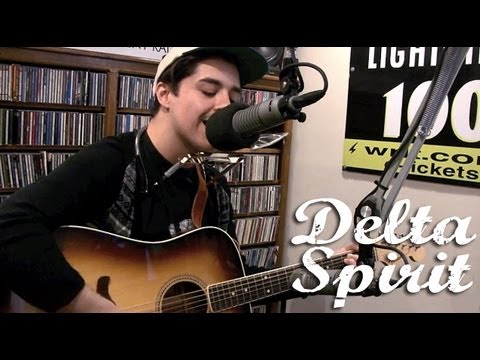 Delta Spirit - Yahama - Live in the Lightning 100 studio