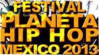 Planeta Hip Hop 2013   Elik VS thomson
