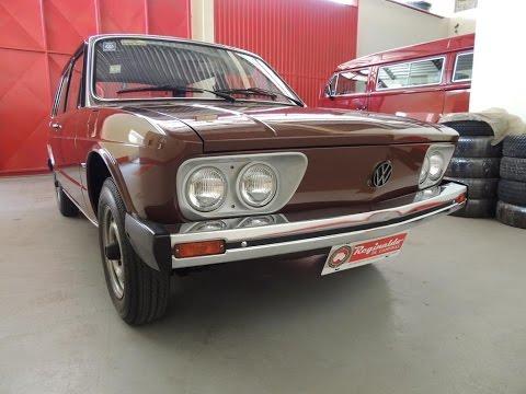 VW Brasilia com 3 000 km Originais  Reginaldo de Campinas