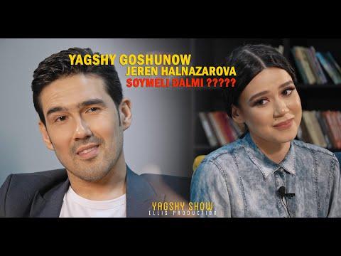 Yagshy Goshunov U0026 Jeren Halnazarova (soymeli Dalmi???)