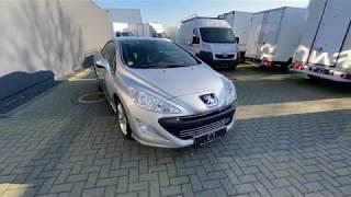 Peugeot 308 CC HDi FAP 140 Premium (Penders Automobile, Trucks & Vans in Kranenburg)
