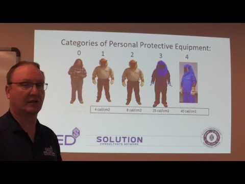TRAINING: Arc Flash Safety For Electrical Panels With Gene Reed