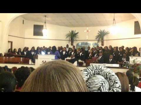 Wiley College A Cappella Choir