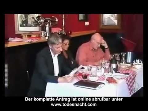 """18.10.2012 - Pressegespräch zum Antrag """"Neuaufnahme der Todesermittlung"""" - Todesnacht in Stammheim"""
