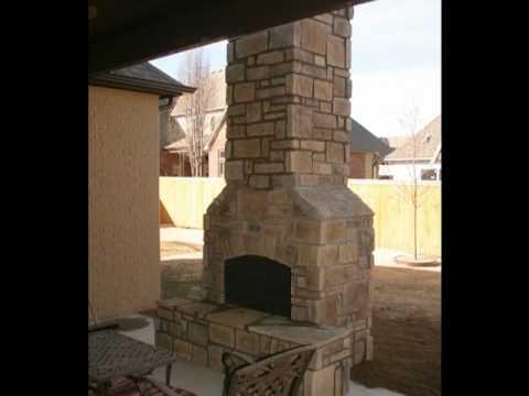 tulsa and oklahoma city outdoor fireplaces wmv youtube rh youtube com Tulsa Outdoor Fireplace Oklahoma City OK