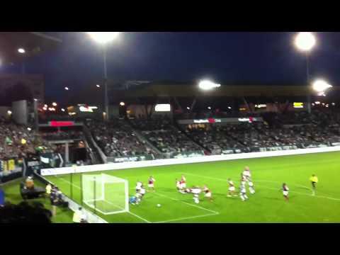 Colorado Rapids injury time winner vs. Portland Timbers - June 11, 2011