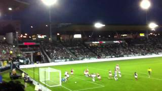 Colorado Rapids injury time winner vs. Portland Timbers - June 11, 2011