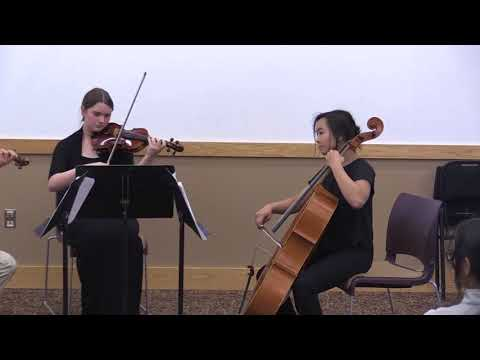 07.27.2018 Southwest Minnesota String Festival Community Concert