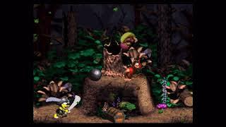 Diddy's Kong Quest Gloomy Gulch