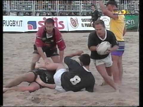 Finale Beach Rugby Lignano 2004