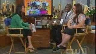 Nikki Blonksy and Elijah Kelley interview