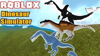 Orca Spinosaurus Animations!! + New ichthyovenator Remodel & more! | ROBLOX Dinosaur Simulator