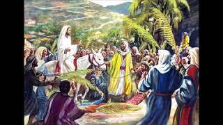 Homélie du dimanche des Rameaux et de la Passion (Marc 14, 1-72 ; 15,1-47, Père Pierre Marie