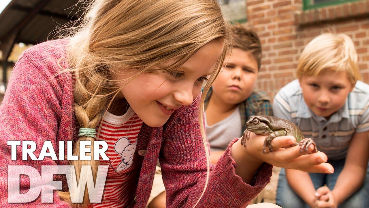 Meester Kikker trailer | Te zien op Netflix
