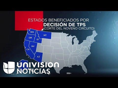 Inmigrantes con TPS en ocho estados podrían solicitar la residencia o Green Card