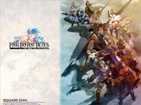 Final Fantasy Tactics OST - Trisection