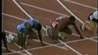 Ben Johnson VS Carl Lewis