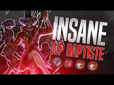 INSANE WP BAPTISTE NEW META? - Vainglory 5v5