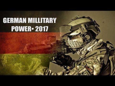 ✠ Bundeswehr ✠ German Military Power | 2017