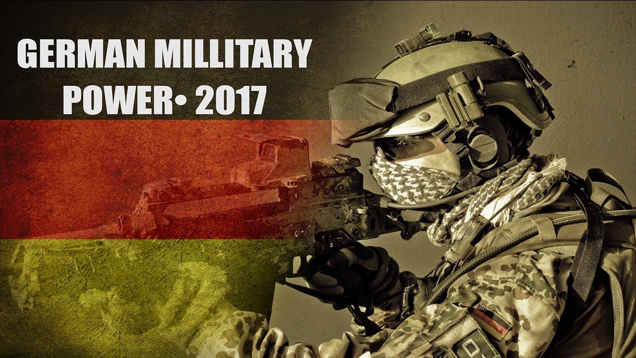 Bundeswehr German Military Power 2019 YouTube