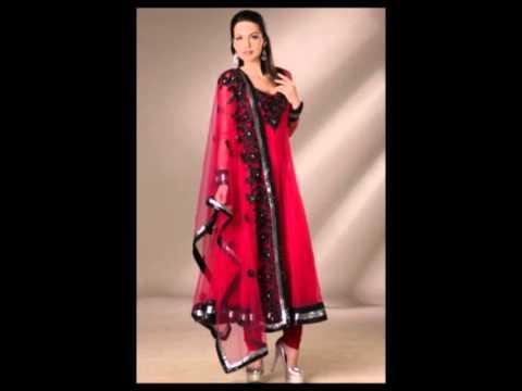 3f4b5e961978a ملابس هندية بغاية الجمال !! - YouTube