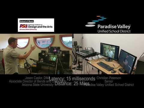 LoLa ASU/PV Conducting 3