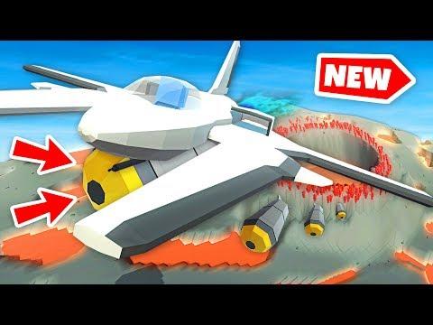 *NEW* NUCLEAR BOMB vs VOLCANO IN ANCIENT WARFARE 3 (Ancient Warfare 3 Funny Gameplay)