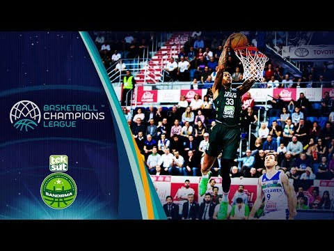 Teksüt Bandirma - Best of Regular Season | Basketball Champions League 2019-20
