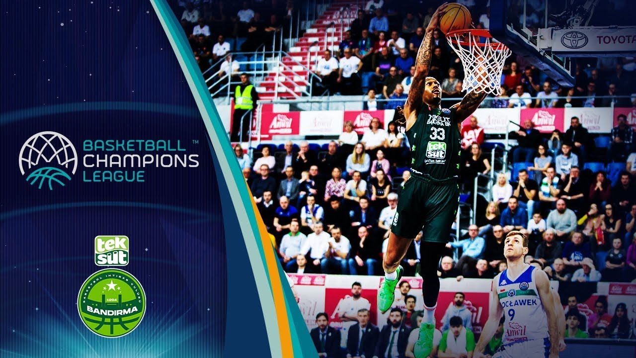 Teksüt Bandirma - Best of Regular Season | Basketball Champions League 2019