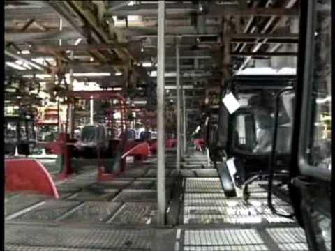 Fabrica de tractores Belarus / Primera Parte