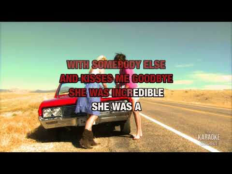Crash Course In The Blues in the style of Steve Wariner | Karaoke with Lyrics