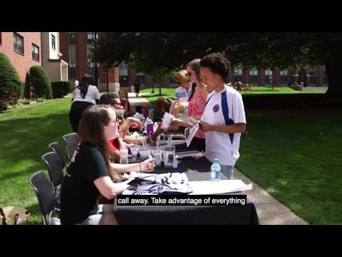 2016 Move In Day - Providence College