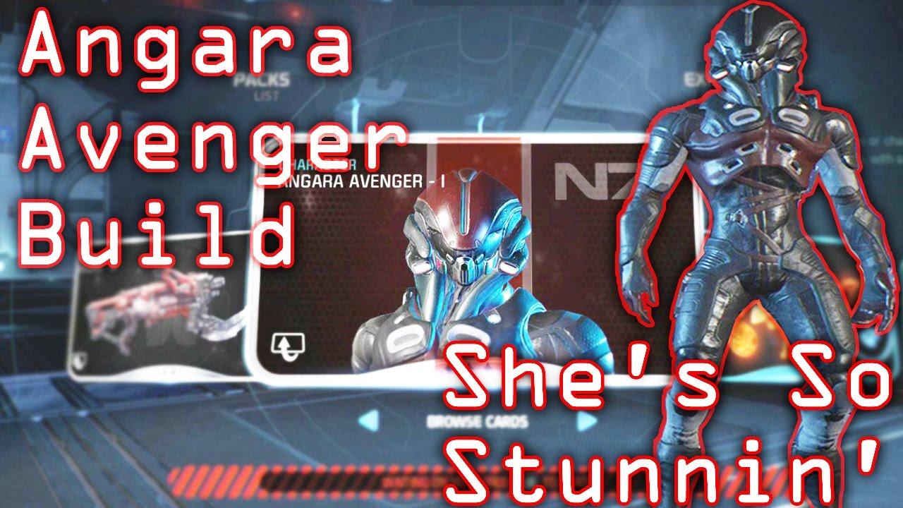 Best Angara Avenger Build
