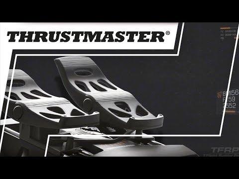THRUSTMASTER T FLIGHT HOTAS 4 RUDDER PEDAEL 飛行踏板 PS4 PC 公司貨