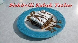 Bisküvili Kabak Tatlısı Tarifi