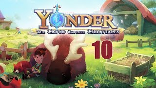 ЛУЧЕЗАРНАЯ ФЕРМА #10 Прохождение YONDER