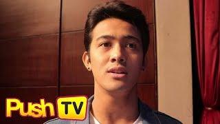 Argel Saycon ipinaliwanag kung bakit hindi pa ready magkaroon ng bagong girlfriend | Push TV YouTube Videos