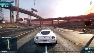 Need For Speed Most Wanted 2012 | První dojmy & Gameplay [CZ]