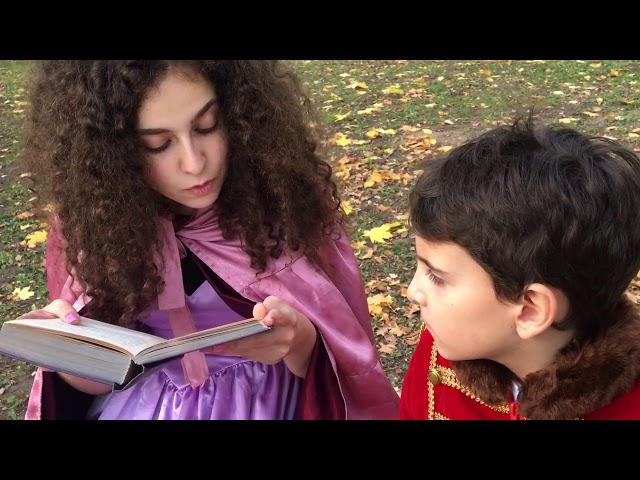 Изображение предпросмотра прочтения – НареГригорян читает произведение «Стихотворение в прозе Воробей» И.С.Тургенева