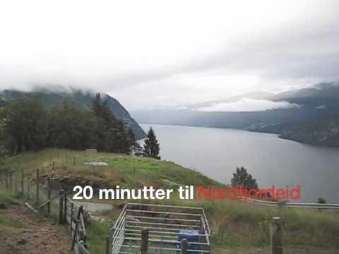 Panoramatomter - Hyttetomter hustomter på Hopland ved Panoramavegen