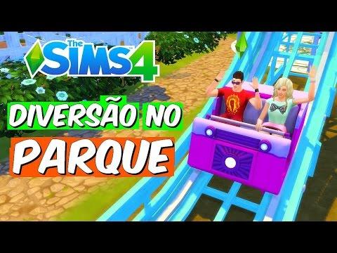 DIVERSÃO NO PARQUE | The Sims 4