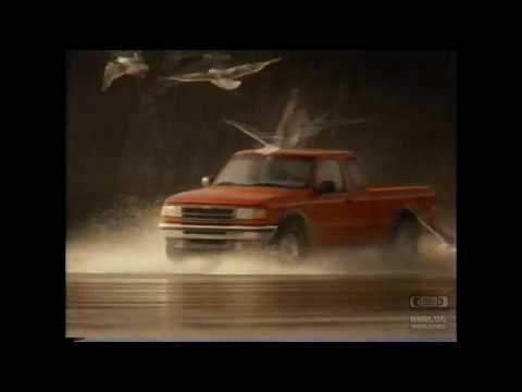 Ford Ranger XLT | Television Commercial | 1992