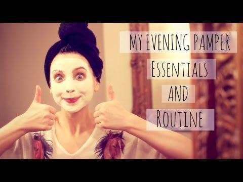 My Pamper Evening Essentials | Zoella