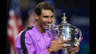 Tennis Channel Live: Rafael Nadal Wins 2019 US Open, 19th Grand Slam Title