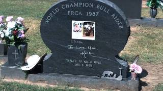 Lane Frost's Grave