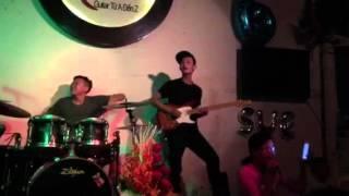 Ngọn lửa cao nguyên cực cháy - G4U Cafe (Guitar Cho Bạn) 28/10/15