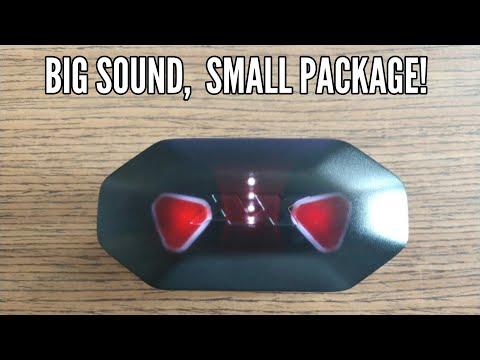 Axum Gear   Wireless Bluetooth Earbuds Powered by Qualcomm