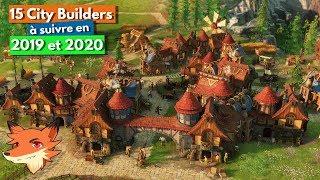 15 City/Base Builders à suivre en 2019 et 2020!